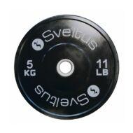 TRAINING OLYMPIC DISC - EDZŐ OLIMPIAI KORONG 5 kg x1