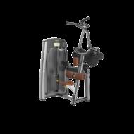DHZ® PULLDOWN REVERSE- hátizom erősítő gép