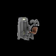 DHZ® ABB CHRUNCH- hasizomerősítő gép