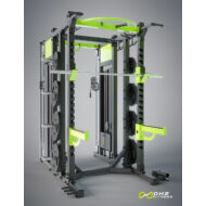 DHZ® CROSSTRAINING POWERRACK/ CABLE CROSS- crosstraining keret
