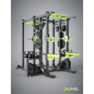 DHZ® CROSSTRAINING DOUBLE PACK POWERRACK- crosstraining keret