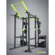 DHZ® CROSSTRAINING TOWER POWERRACK- crosstraining keret
