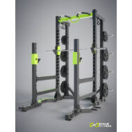 DHZ CROSSTRAINING CLASSIC POWERRACK- crosstraining keret