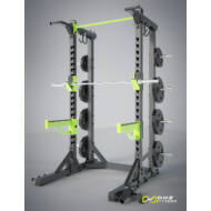 DHZ® CROSSTRAINING CLASSIC COMPACT POWERRACK- crosstraining keret