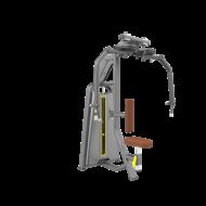 DHZ® REAR DELT /PEC FLY- kombinált mell és hátgép
