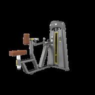 DHZ® SEATED ROW- melltámaszos evezőgép