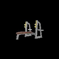 DHZ® OLYMPIC BENCH- olimpiai fekvenyomó pad