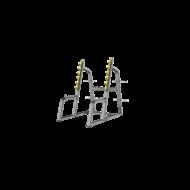 DHZ® SQUAT RACK- rúd és tárcsatartó állvány