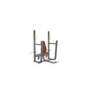 DHZ OLYMPIC SEATED BENCH- olimpiai edzőpad