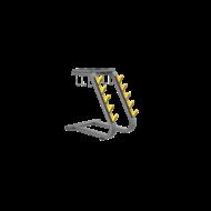 DHZ® HANDLE RACK- súlyzótartó állvány