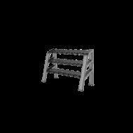 DHZ TRIPLE DUMBBELL RACK- súlyzótartó állvány