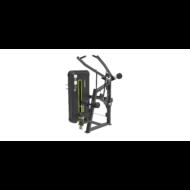 DHZ® PULLDOWN- hátizom erősítő gép