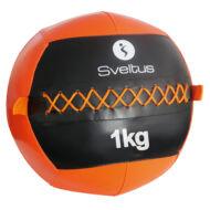 SVELTUS WALLBALL MEDICINE varrott medicin labda (1KG)
