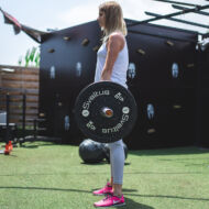SVELTUS® WOMEN'S CROSS TRAINING BAR- 201 CM NŐI CROSSFIT OLIMPIAI RÚD