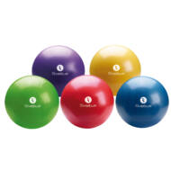 SVELTUS SOFT BALL pilates labda (PIROS)