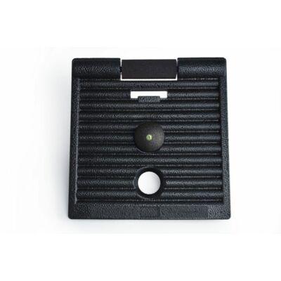 BLACKROLL SMOOVE BOARD SET- KOMPLEX SMR TALPMASSZÍROZÓ (FEKETE- FEKETE)