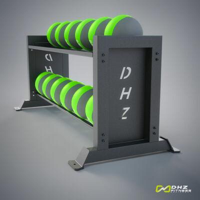 DHZ® MEDICINEBALL RACK- medicinlabda tartó állvány