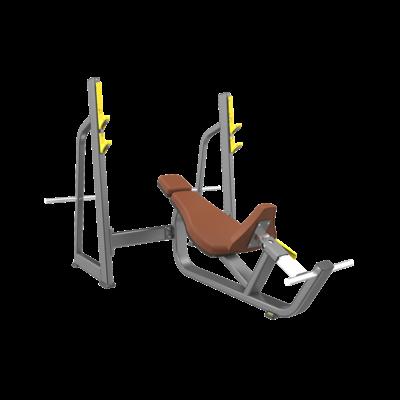 DHZ® OLYMPIC BENCH INCLINE- olimpiai döntött fekvenyomó pad