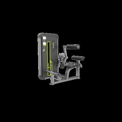 DHZ® BACK EXTENSION- mélyhátizom gép
