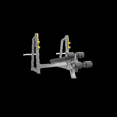 DHZ® OLYMPIC BENCH DECLINE- olimpiai negatív fekvenyomó pad