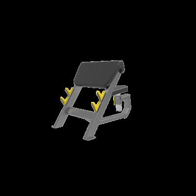 DHZ® SEATED PREACHER CURL- bicepsz pad