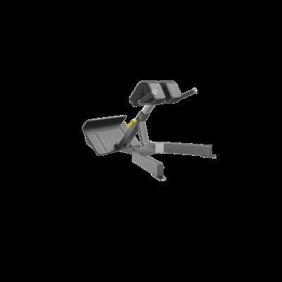 DHZ® BACK EXTENSION2- mélyhátizom gép