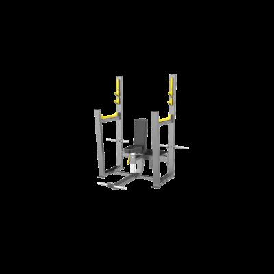 DHZ® OLYMPIC SEATED BENCH- olimpiai edzőpad