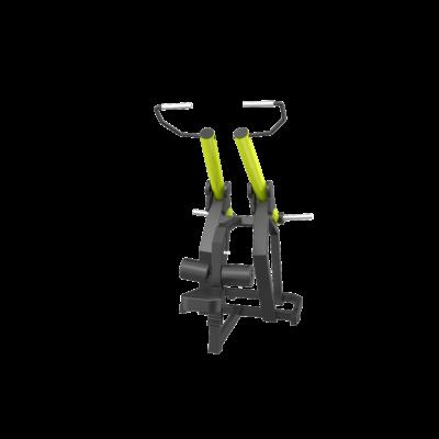 DHZ® PULL DOWN- hátizom erősítő gép