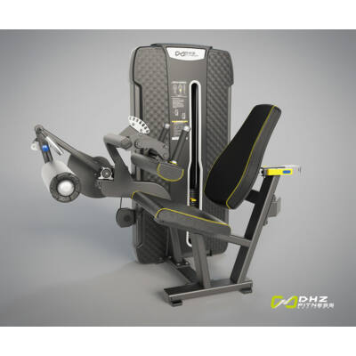 DHZ SEATED LEG CURL- lábhajlító gép
