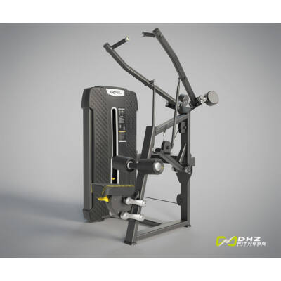 DHZ PULLDOWN- hátizom erősítő gép