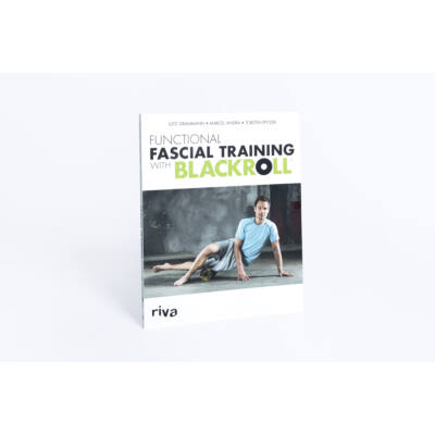"BLACKROLL BOOK ""Functional Fascial Training with BLACKROLL®""- FASCIA KÖNYV (ANGOL)"