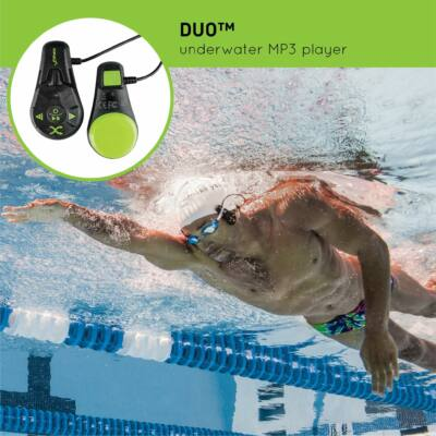 FINIS DUO MP3 Player vízalatti MP3 lejátszó