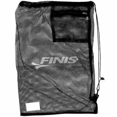 FINIS MESH BAG hálós zsák (FEKETE)