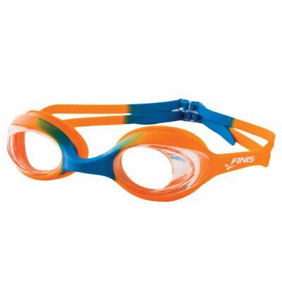 FINIS SWIMMIES színes gyerek úszószemüveg (NARANCS-KÉK)