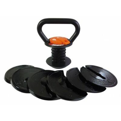 SVELTUS® ADJUSTABLE KETTLEBELL állítható súlyú kettlebell
