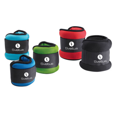 SVELTUS® LYCRA WEIGHTED CUFF boka- csuklósúly