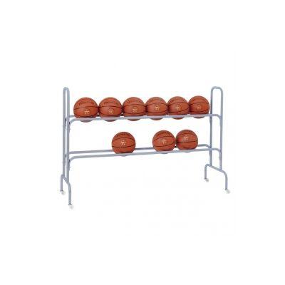 Kosárlabda tartó polc
