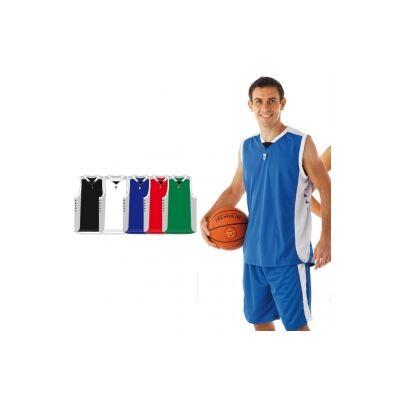 Ujjatlan kosárlabda póló - férfi