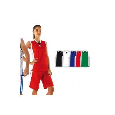 Ujjatlan kosárlabda póló - női