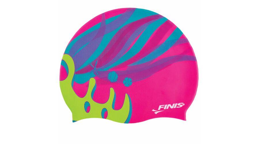 FINIS® MERMAID SILICONE CAP színes gyerek úszósapka - GYEREK ... fc8419e5aa
